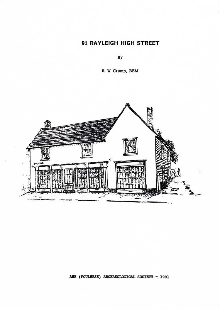 91 High Street Rayleigh Essex