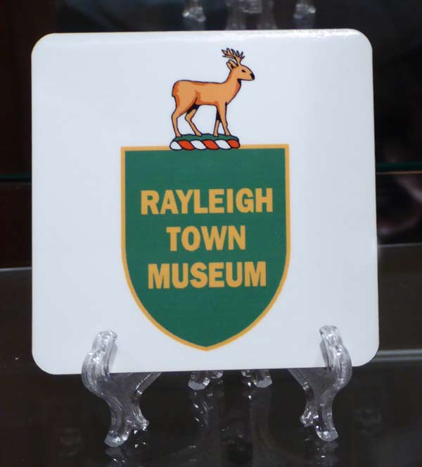Rayleigh Town Museum Coaster
