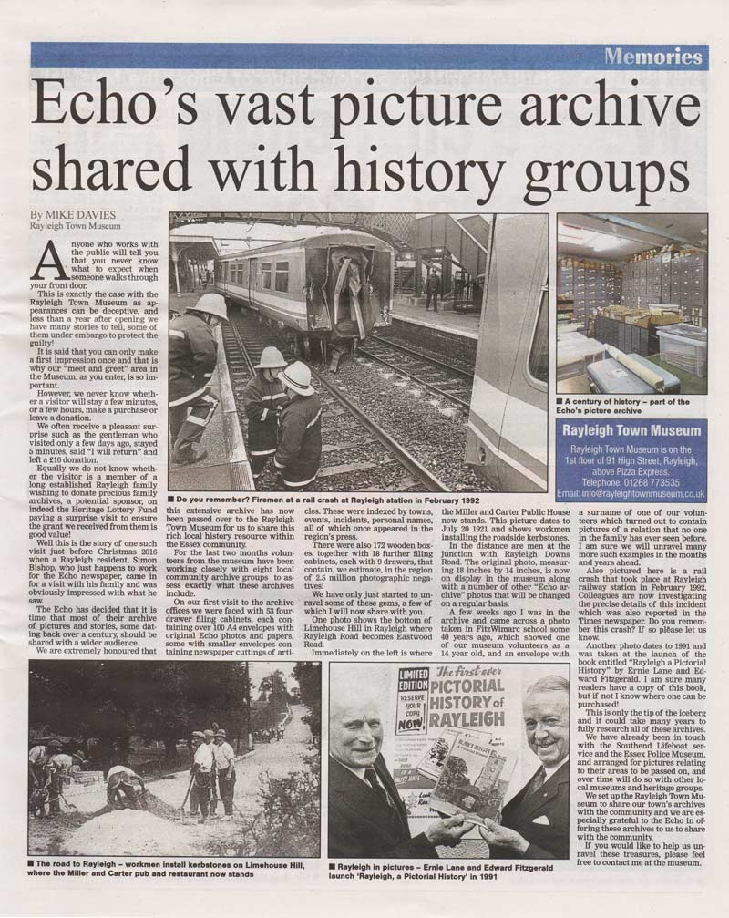 Echo Newspaper