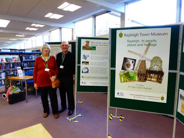 Viv and Trevor Rayleigh Library