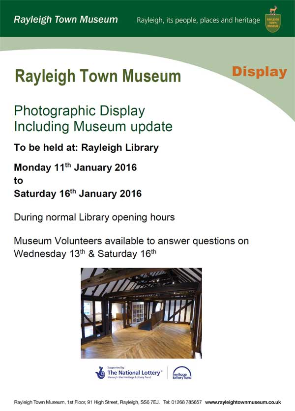 Library Photographic Exhibition