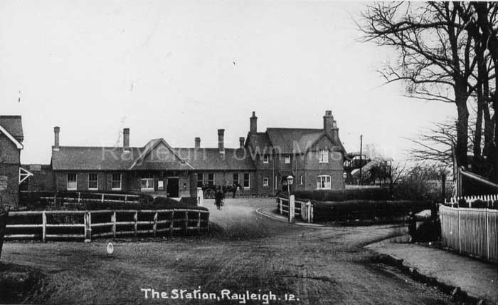 picture of Rayleigh Railway Station